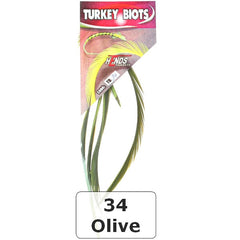 Hends Turkey Biots 7 Colours