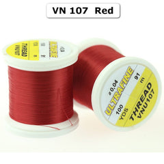 Hends Ultra Fine Tying Thread - 0.04mm Red