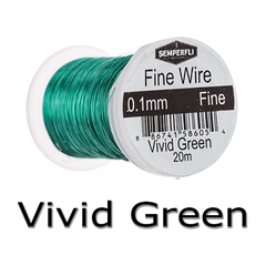 Semperfli Ultrafine Wire Vivid Green
