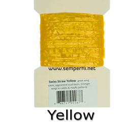 Semperfli Swiss Straw Yellow