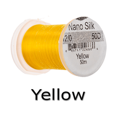Semperfli 12/0 Yellow nano