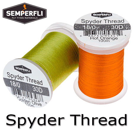Semperfli Spyder Thread