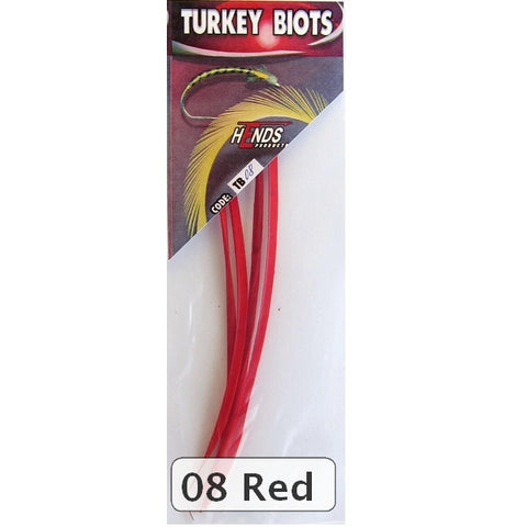Hends Turkey Biots RED