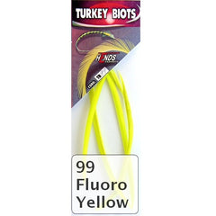 Hends Turkey Biots yellow