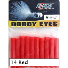 Hends Booby Eyes 5mm red