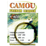 Hends Camou French Nymph Leaders