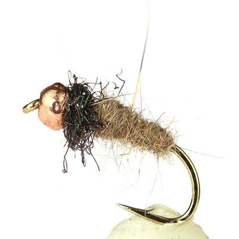 Copper Head Caddis by Robert Smith
