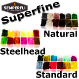 Semperfli Superfine Dubbing Dispenser Collections