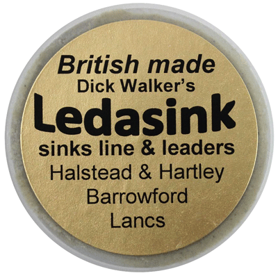 Ledasink Tippet Sinkant Original Dick Walker British Made