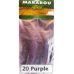 Hends Marabou Purple