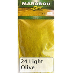 Hends Marabou light olive