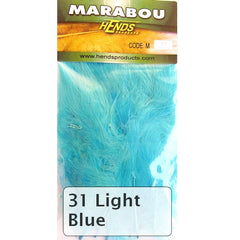 Hends Marabou light blue