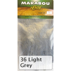 Hends Marabou light grey