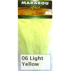 Hends Marabou light yellow