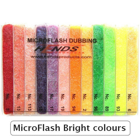 Hends Micro Flash Dubbing Dispenser Light colours