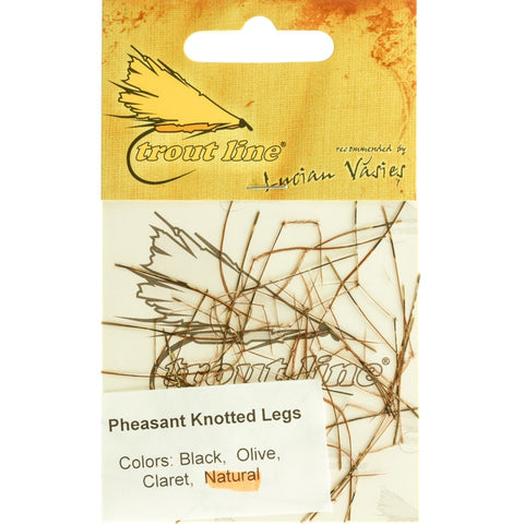 Trout Line Double Knotted Pheasant tail Legs