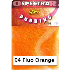 Hends Spectra Dubbing Packets fluo orange