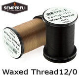 Semperfli Waxed Thread 12/0