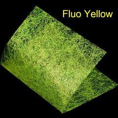 Web Flash Foil Fluo Yellow