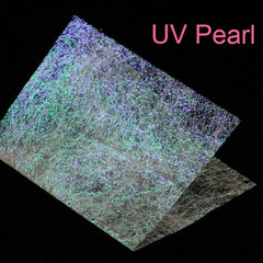 Web Flash Foil UV Pearl