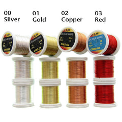 Hends Fly Tying Wire 18 Colours