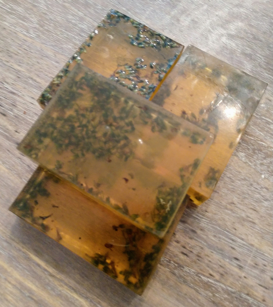 Violet Honey Soap