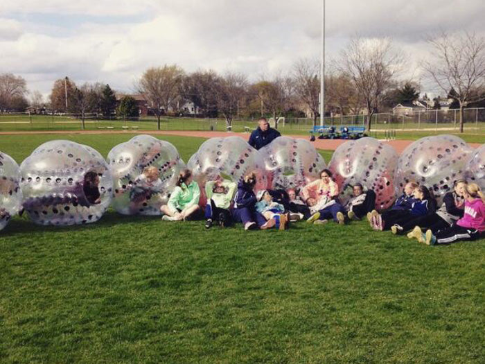 Bubble Soccer Chicago