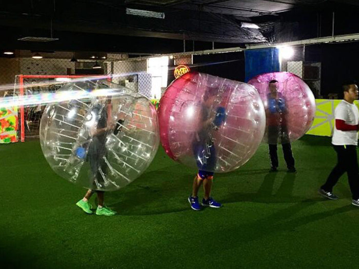 Bubble Soccer Hong Kong
