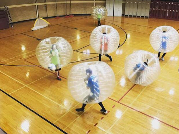Bubble Soccer NJ