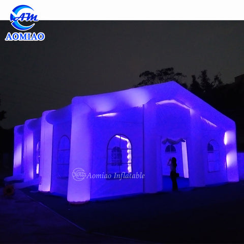 Event Party Inflatable LED TENT