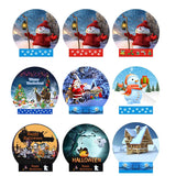 Inflatable Christmas Snow Globe AMSG2