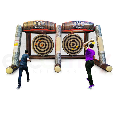 Inflatable Axe Throwing Game AMAXE1