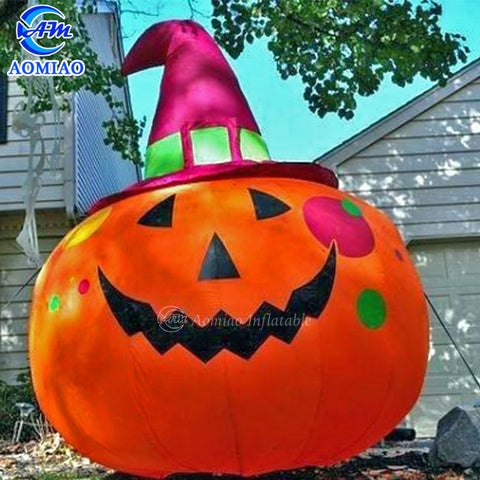 Inflatable Ginat Pumpkin AMBC1-4