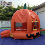 Inflatable Halloween Bouncy Castle Pumpkin Jumping Castle AMBC1