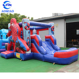 Inflatable Spiderman Bouncer Castle Jumping Castle AMBC8
