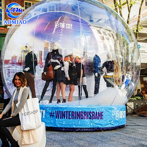 Inflatable Snow Globe AMSG1-5
