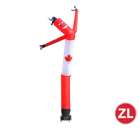 Flailing Inflatable Tube Man