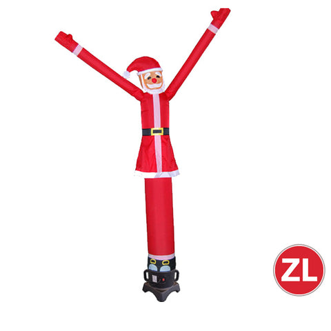 Santa Air Dancer