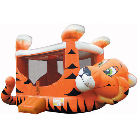 Tiger Belly Bounce House