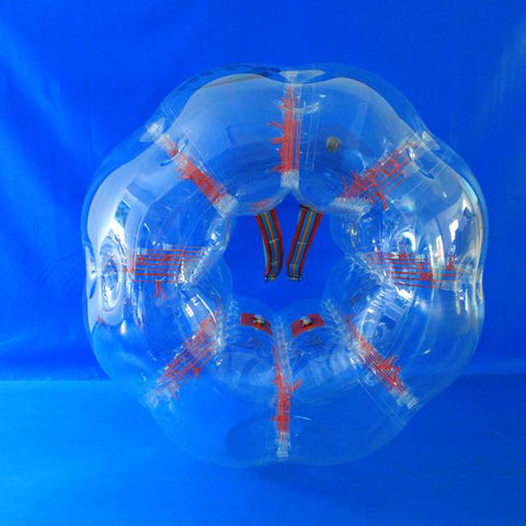 TPU Clear Bubble Football