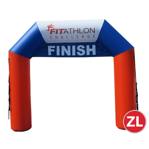 Finish Line Arch