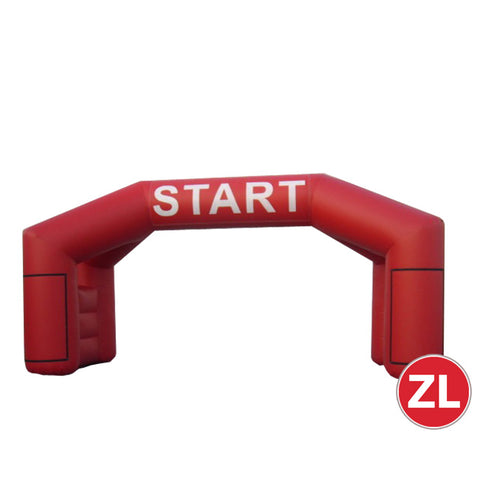 Inflatable Start Line Arch