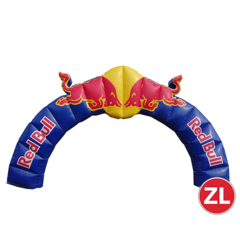 Red Bull Inflatable Arch
