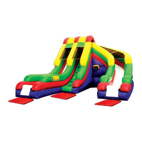 Helix Inflatable Slide