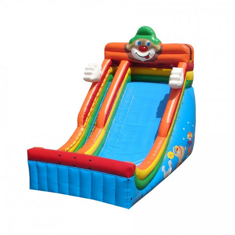 24ft Circus Single Lane Slide