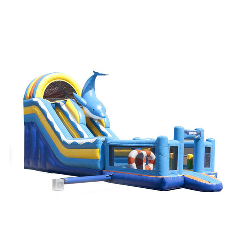 Big Inflatable Slide