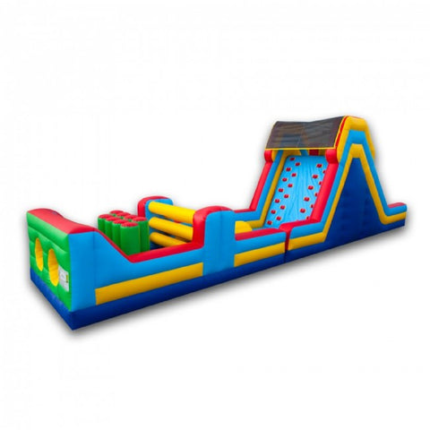 50ft Inflatable Obstacle Course