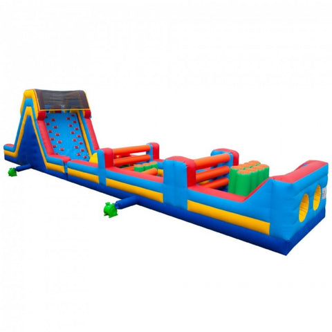 65ft Inflatable Obstacle Course