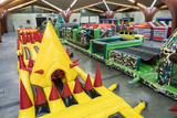 The Beast Inflatable Obstacle Course