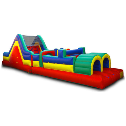 Indoor Inflatable Obstacle Course